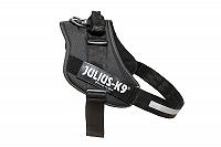 Julius-K9 Reflective Power Dog Harness Size 4 -   Black