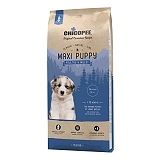 Chicopee Classic Nature Line Dry Dog Food Maxi Puppy Poultry & Millet - 15Kg