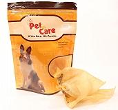 Pet en Care Natural Rawhide Ears Without Skin - 2 Pcs