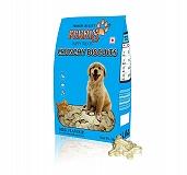 Fekrix Crunchy Puppy Biscuit Milk flavor - 1kg