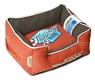 Touchdog Comfortable Care Canvas Bed - Medium