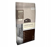 Acana Light & Fit Dog Food - 11.4 Kg