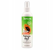 Tropiclean Papaya Mist Moisturising Pet Cologne Spray - 236 ml