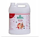 Basil No Tick Dog Shampoo - 5 Ltrs