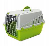 Savic Trotter 2 Pet Carrier (LxBxH - 56x37.5x33 cm) Lemon Green