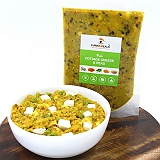 FurrMeals Fresh Cottage Cheese & Peas - 300 gm
