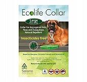 Ecolife Dog Tick & flea collar - Large