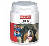 Beaphar Top 10 Multivit Dog Supplement - 160 Tablets