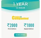 Creature Companion Magazine One Year Subscription