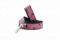 Mutt of Course Cola & Fries Leash for Dogs- Medium