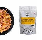 Pet Feast Chicken Turmeric Jerky - 80 gm