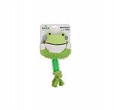 Basil Plush Rope Dog Toy