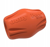 Jolly Pets Flex-n-Chew Bobble Dog Toy Large - Orange