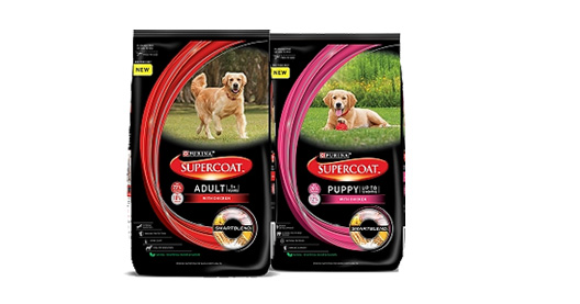 PURINA SUPERCOAT Dog Food..