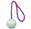 Trixie Ball on a Rope Natural Rubber - 30 CM