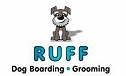 RUFF dog boarding  and grooming