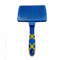 DogSpot Self Cleaning Slicker Brush - Large