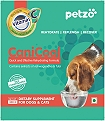 Petzo Canicool Re-Hydration & Anti Stress supplement (ORS Replacer) Chicken Flavor - 80 gm