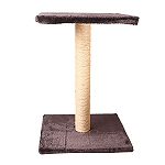 CatSpot Classic Cat Tree (LxBxH -15x15x21.2) Inches