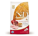 Farmina N&D Dry Dog Food Chicken & Pomegranate Adult Maxi Breed - 2.5 kg