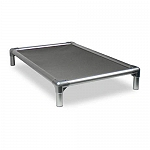 Kuranda All Aluminium Dog Bed Smoke - XLarge