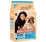 Fekrix Chicken & Egg Puppy Food - 15 Kg