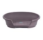 Savic Cosy Air Bed Small - Warm Grey (LxBxH - 66 x 35 x 23) cm