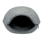 Trixie Luna Cuddly Cave Bed (LxBxH - 41x46x26 CM)