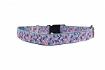 Mutt of Course Geometrical Collar for Dogs- Medium
