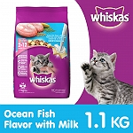 Whiskas Junior Ocean Fish Kitten Food - 1.1 Kg
