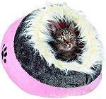 Trixie Minou Cuddly Cave Cat/ Dog Bed (LxBxH - 50 x 30 x 41) CM