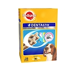 Pedigree Dentastix Medium breed Adult Month Pack - 180 gm ( 4 Packs)