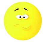 Trixie Smiley Balls Latex Toy - 10 CM