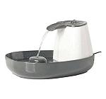 Savic Cascade 3:1 Drinking Fountain 1.5 litre - Grey
