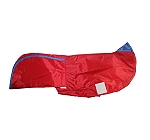 DogSpot Hooded Raincoat Red Size -22