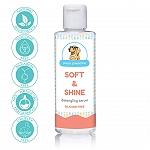 Papa Pawsome Soft & Shine Detangling Fur Serum for Dog - 50 ml