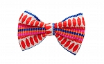 Mutt of Course So Chic Bow Tie- Orange