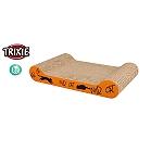 Trixie Wild Cat Scratching Cardboard - Orange