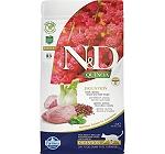 Natural & Delicious Grain Free Quinoa Digestion Lamb Adult - 1.5 Kg (Pack Of 8)
