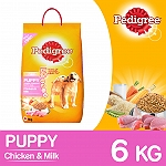 Pedigree Puppy Chicken & Milk - 6 kg