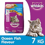 Whiskas Cat Food Pocket Ocean Fish - 7 kg