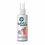 Captain Zack Tick\'et to Fleadom Waterless Dog Shampoo - 50ml