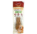 Gnawlers Chicken Bone Large all Natural Dog Treat 20.32 cm - 265 gm