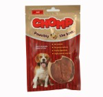 Soft Chicken Jerky Steak Dog Treat Chomp