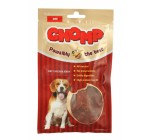 Dry Chicken Jerky Dog Treat Chomp