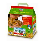 Cats Best - Clumping Cat litter - 10 Ltr