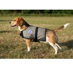 Hyperkewl Cooling Coat For Dog  - Extra Small - Silver