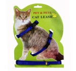 Cat Harness - Blue