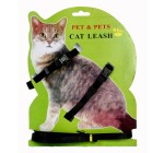 Cat Harness - Black