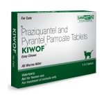 Savavet Kiwof Dewormer For Cat - 4 Tablets